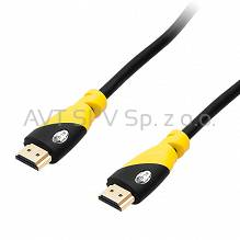 Kabel HDMI Yellow 4K 1.5m