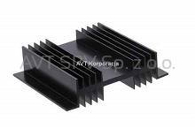 Radiator 105x28mm, długość 88mm, profil DY-SD