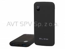 Power Bank 16000mAh 2xUSB QC PB16A USB-C BLOW