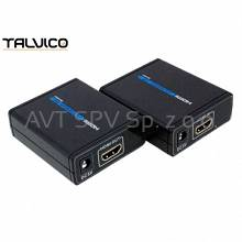 Extender HDMI do 50m cat.6 LKV372 Talvico