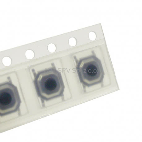 Mikroswitch 5.2x5.2mm, h=1.5mm, SMD, TSS05-015