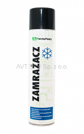 Zamrażacz do -55°C, spray 600ml
