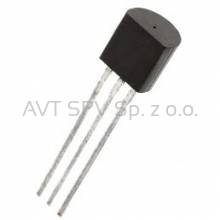 Tranzystor: BC557 B SI-P 0,1A 50V PNP TO92