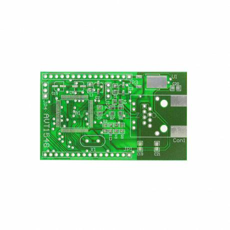 Interfejs ethernet MAC + PHY 10/100 - [PCB do AVT1548]