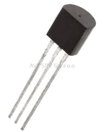 50 x BC558A Transistor PNP TO-92 100mA 500mW 30V