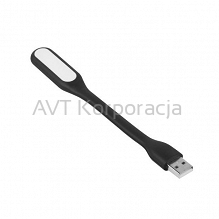 Lampka LED USB (np do laptopa) 17cm