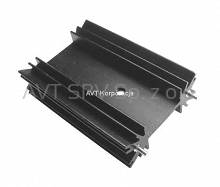 Radiator 34,9x50 h=11,9mm SK104 (SOT32,TO220,TO3P)