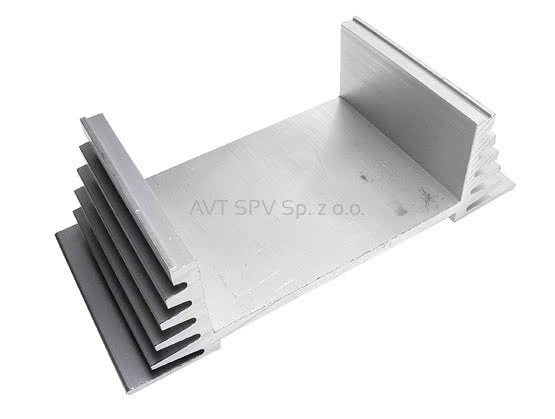 Radiator 150x50 h=44mm profil A6200