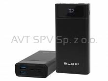Power Bank 40000mAh 2xUSB QC PB40A USB-C BLOW