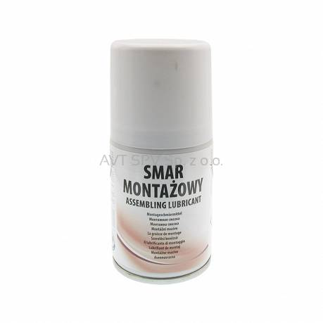 Smar montażowy, spray 100ml