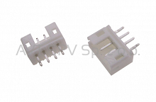 Wtyk KNX 4 pin; prosty do druku; raster 2mm, do gniazda KNX-G04