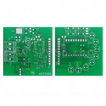 ATV rpm & speedmeter do quada - [PCB do AVT3283]