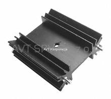 Radiator 34,9x38 h=11,9mm SK104 (SOT32,TO220,TO3P)