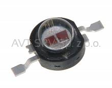 Dioda LED 5W zielony 192lm 120°