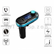 Transmiter FM MP3 Bluetooth, USB, SD