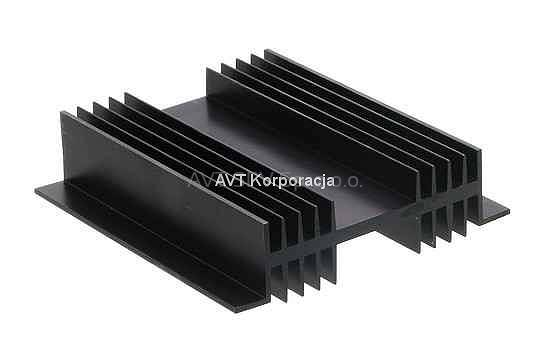 Radiator 105x28mm, długość 110mm, profil DY-SD