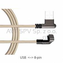 Kabel USB - 8-pin, 1m, DSKU604