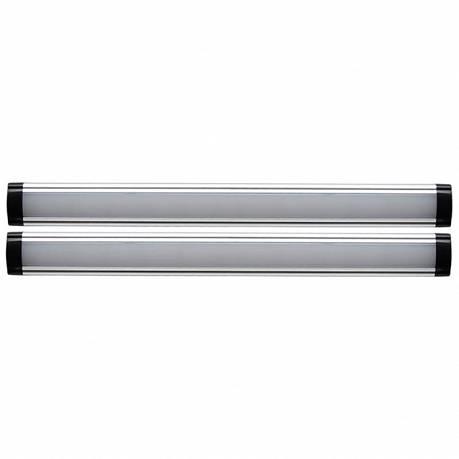 Podszafkowe Listwy Led Z Włącznikiem Dotykowym I ściemniaczem 300x25x9mm 3w 3000k 220lm