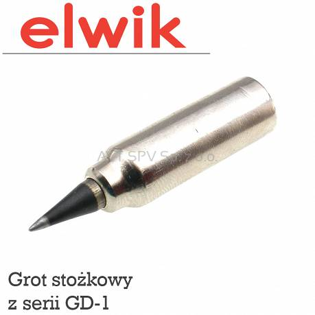 Grot GD-1 045 stożek 0.8mm Elwik
