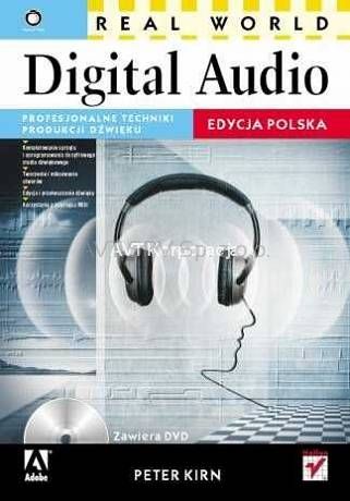 Real World Digital Audio. Edycja polska