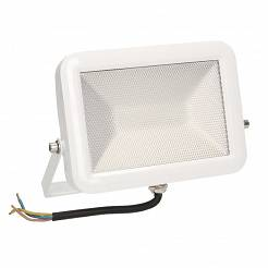 Lampa LED 20W 1500lm, IP65, srebrny, SLIM