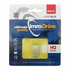 Pendrive 64GB USB 2.0 IMRO DUO microUSB 3.0