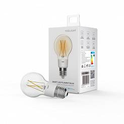 Smart żarówka LED Vintage Yeelight Filament E27 700lm 2700K WiFi